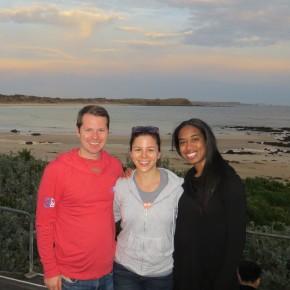 Courtney Jonathan and Amie in Australia_mini